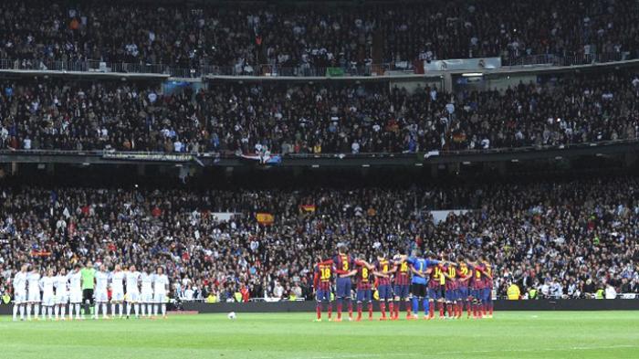 Real Madrid Vs Barcelona Akan Ditonton 400 Juta Manusia: Rekor Bertumbangan