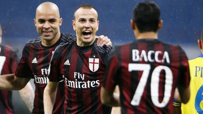 Luca Antonelli Ingin Pensiun di AC Milan