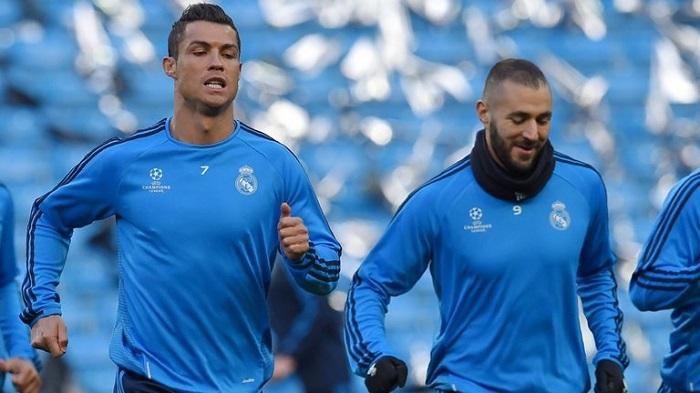 Ronaldo dan Benzema Terancam Absen di Semifinal Leg Kedua