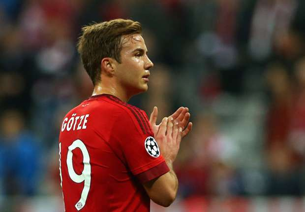Bayern Kembalikan Gotze ke Dortmund?