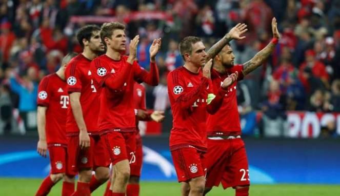 Trofi Bundesliga Jadi Obat Luka Bayern Gagal di Eropa