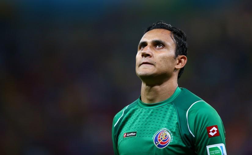 Keylor Navas Dipastikan Absen di Copa America Centenario