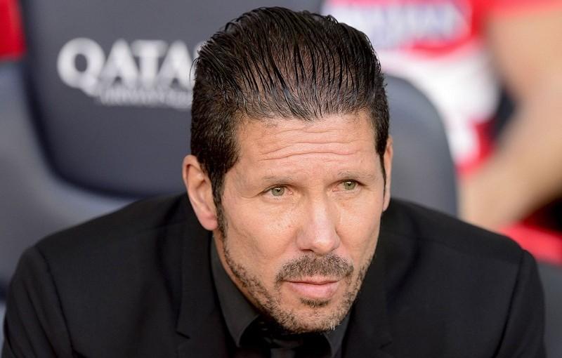 Komentar Presiden Atletico Madrid soal Masa Depan Diego Simeone