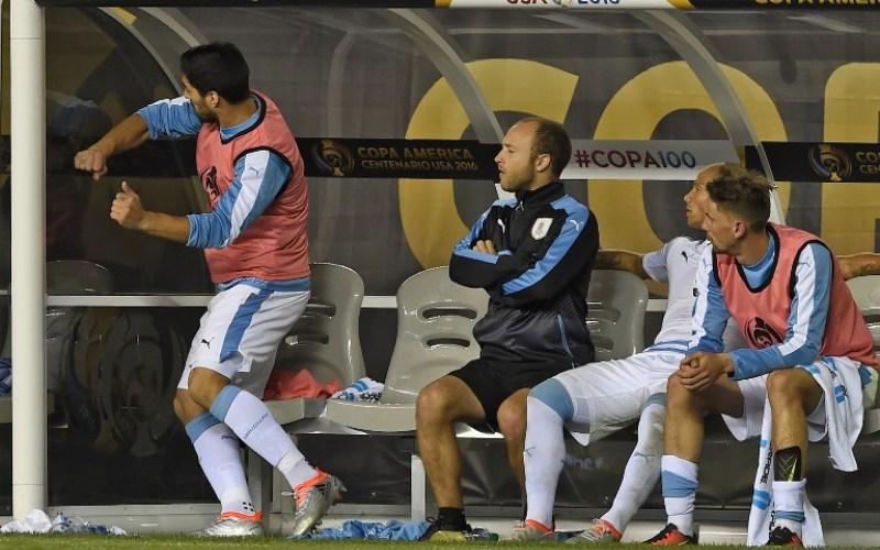 Suarez Bantah Sedang Ngambek dengan Pelatih Timnas Uruguay
