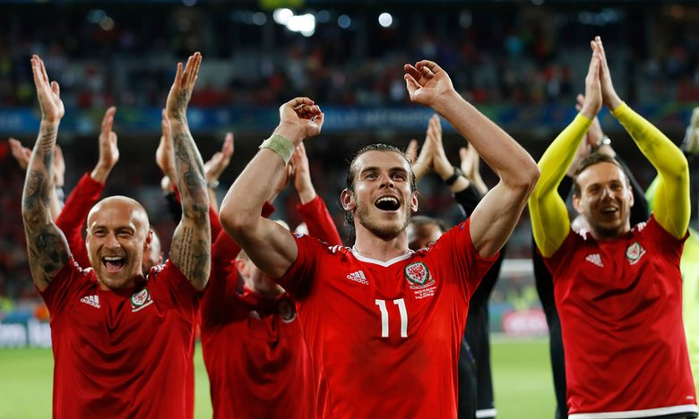 Wales Selangkah Lagi Samai Catatan Impresif Inggris
