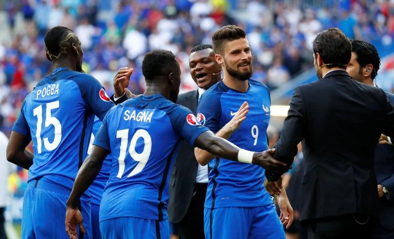 Haram bagi Prancis Bermain Lembek saat Hadapi Islandia