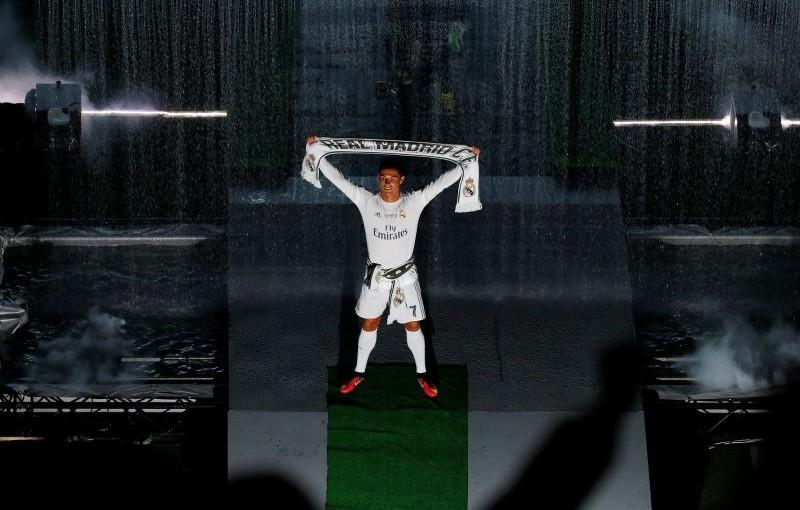 Cristiano Ronaldo Kembali Berlatih dengan Real Madrid