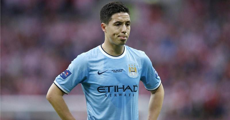 Manchester City Persilahkan Samir Nasri Pergi