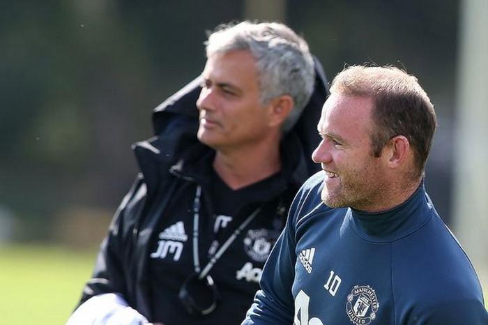 Rooney: Mourinho Menularkan Mental Juara kepada Skuad Man United