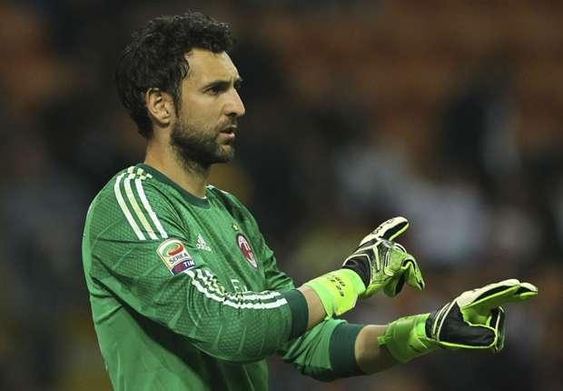 Diego Lopez Kembali Merumput di Spanyol dengan Status Pemain Pinjaman
