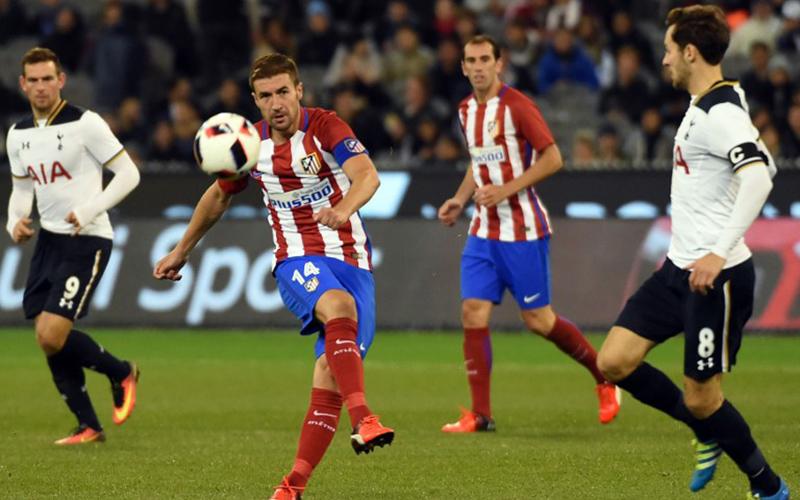Gabi: Atletico Takkan Biarkan Real Madrid Menang