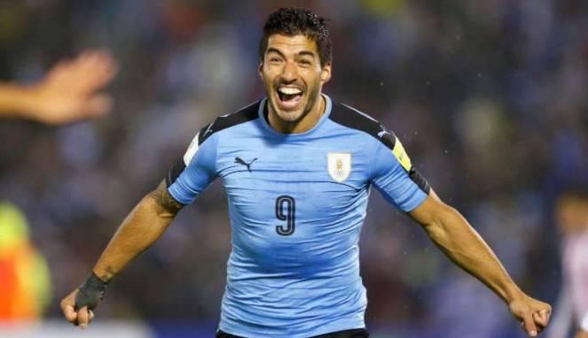 Lawan Argentina, Uruguay Paksakan Suarez Tampil?