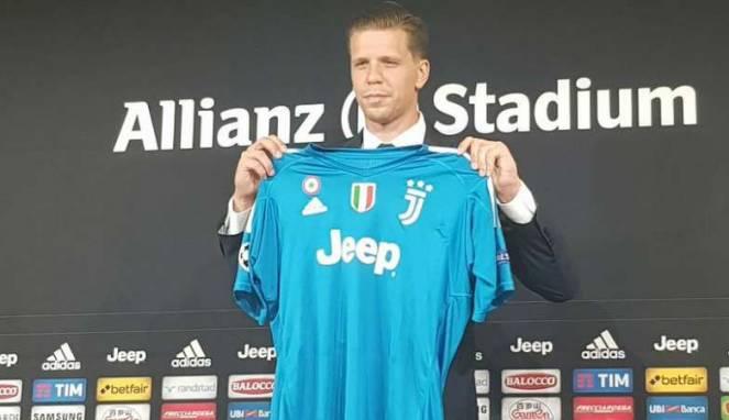 Lawan Fiorentina, Juventus Pasang Kiper Cadangan