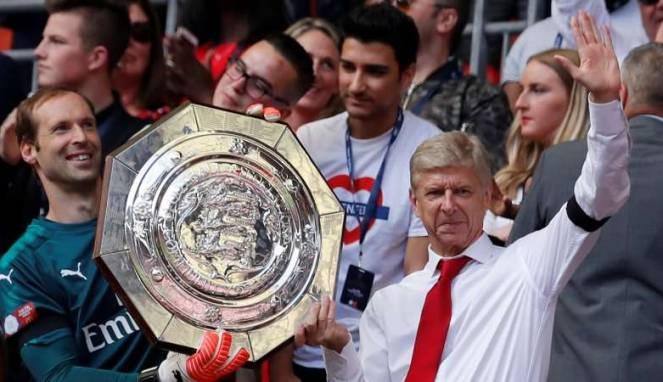 Wenger Blak-blakan Soal Penolakan Lemar Gabung ke Arsenal