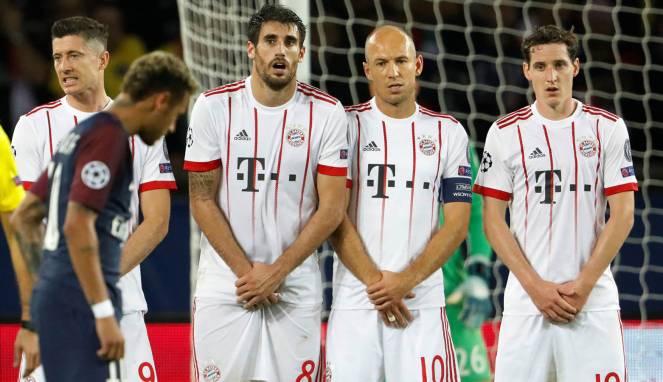 Kalah dari PSG, Ancelotti Hilangkan Karakter Bayern Munich