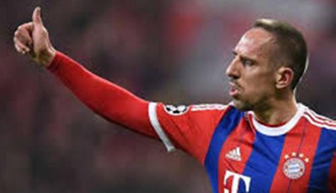 Ungkapan Franck Ribery Saat Absen 3 Bulan