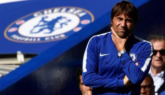 Conte Akui Pertahankan Gelar Juara di Premier League Sulit