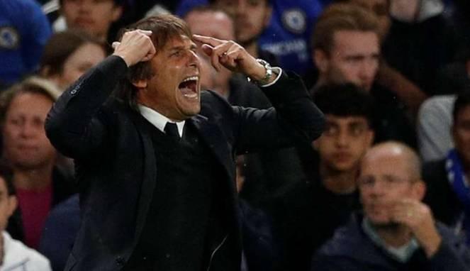 Manajemen Chelsea Bosan Dengar Pembelaan dan Keluhan Conte