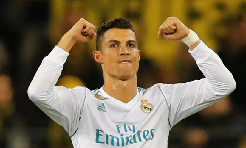 Inginkan Ronaldo, Presiden Madrid Gertak Balik MU