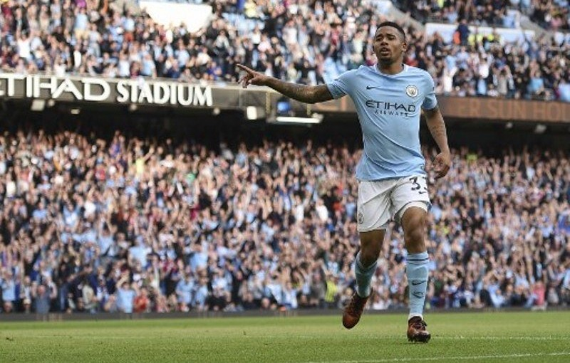 Manchester City Pesta Gol ke Gawang Stoke City, Gabriel Jesus: Ini Hasil Kerja Keras Tim