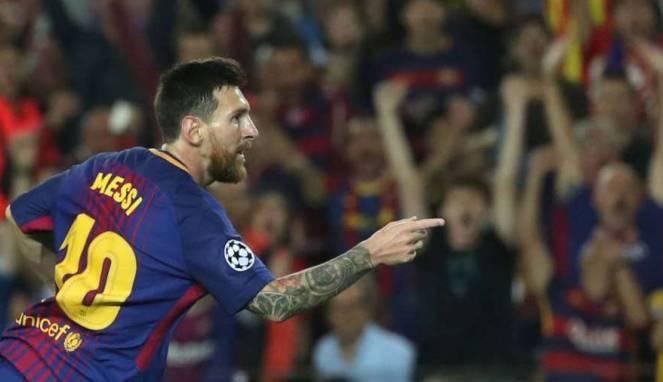 Korban Favorit Messi Bernama Sevilla