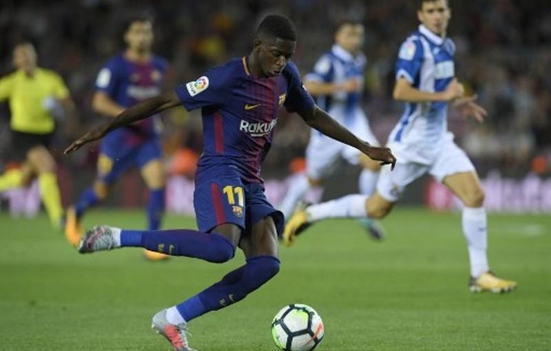 Rutin Jalani Pemulihan, Ousmane Dembele Siap Comeback Bareng Barcelona