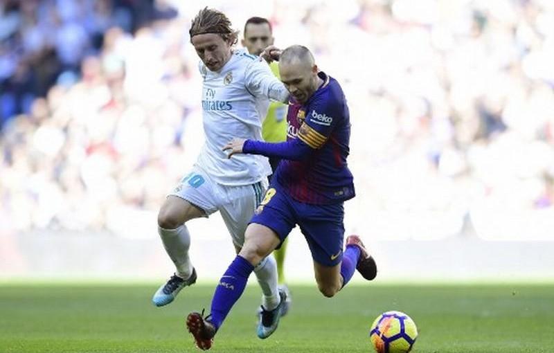Iniesta Enggan Hapus Real Madrid dari Peta Persaingan Liga Spanyol