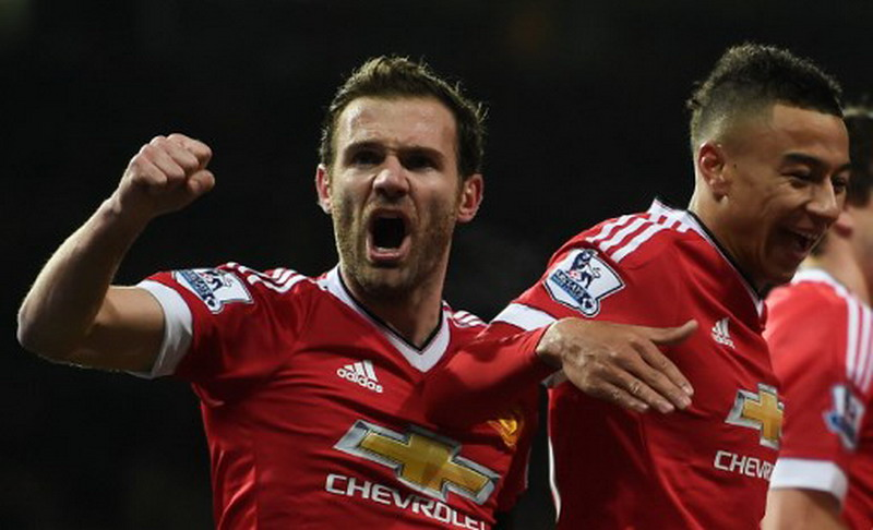 Pastikan Kemenangan Man United atas WBA, Mourinho Puji Mata dan Lingard