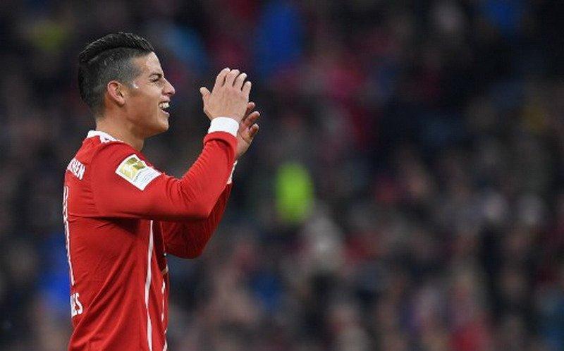 Liverpool Siap Rampas James dari Bayern Munich