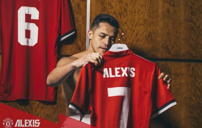 Mourinho Yakin Sanchez Bisa Jadikan Manchester United Semakin Kuat
