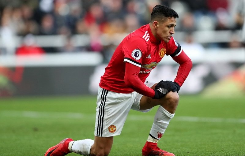 Mourinho Tuduh Sanchez dan Martial Jadi Biang Kekalahan dari Newcastle