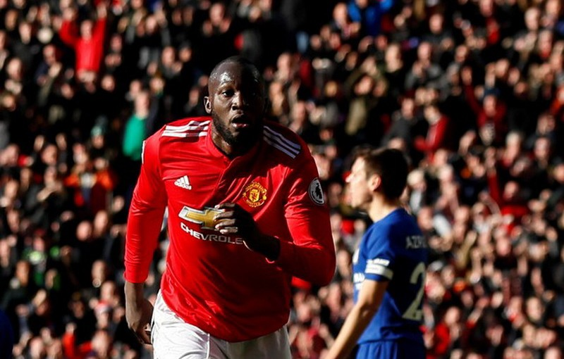 Peran Lukaku di Laga Man United vs Chelsea Dapat Pujian Mourinho