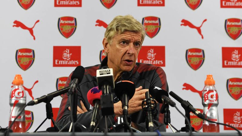 Wenger Optimis Arsenal Raih Kemenangan di Derby London Utara