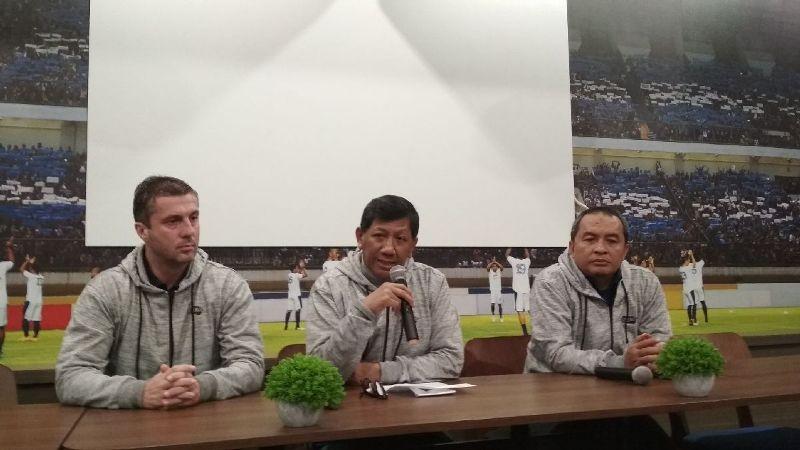 Rekrut Trio PSMS, Persib Bandung Depak Atep