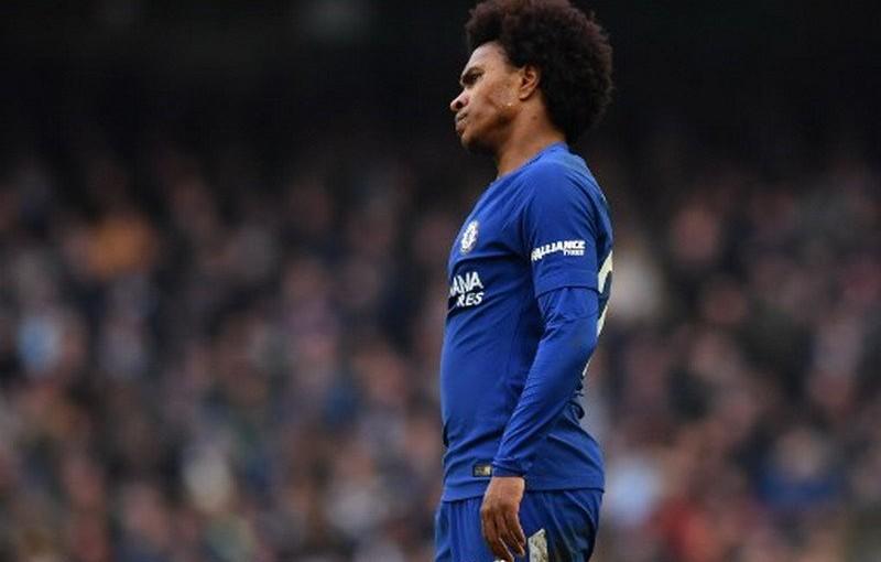 Willian Sebut Chelsea Selalu Haus Akan Trofi