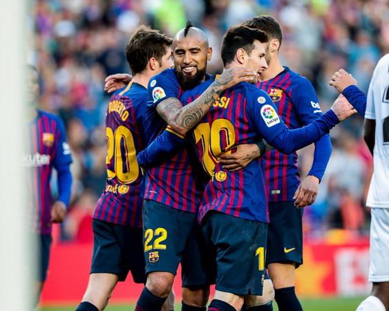 Starting XI Barcelona Musim Depan, Ada Nama Griezmann
