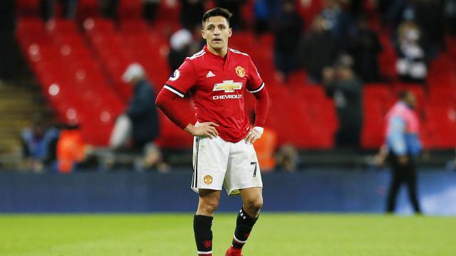 Van Persie Tahu Penyebab Sanchez Gagal Bersinar Bersama Man United