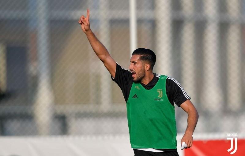 Rekan Setim di Juventus Soroti Kemarahan Emre Can
