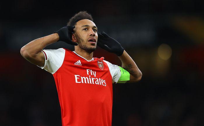 Aubameyang Pergi, Arsenal Siap-siap Beli Pemain Ini